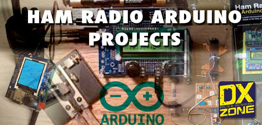 Amateur Radio Arduino Projects
