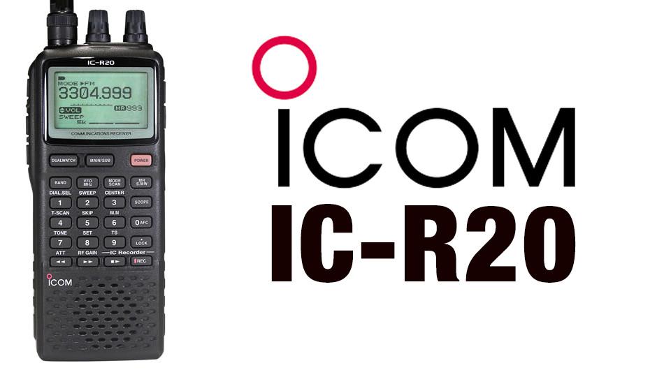 ICOM IC-R20