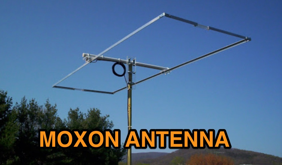 Moxon : Links to moxon antenna resources - The DXZone com