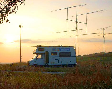 Ham Radio RV