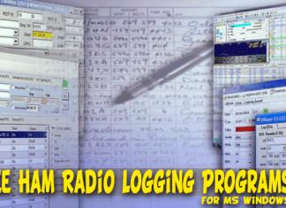 ham radio logbook programs