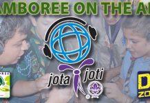 Jamboree On The Air 2015