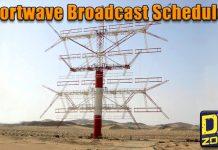 Shortwave broacast schedule