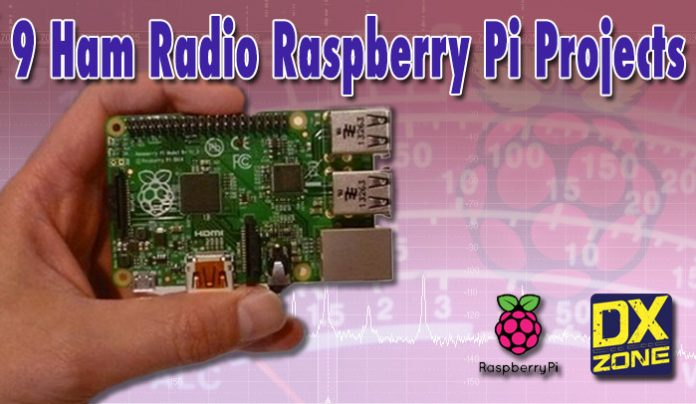 9 ham radio raspberry pi projects