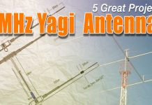 40m Yagi Antennas