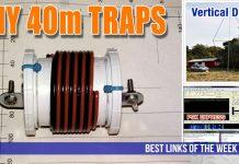 Ham Radio Links, Trap, dipole,vertical antenna