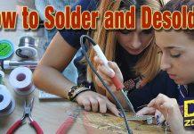 Solder and Desolder