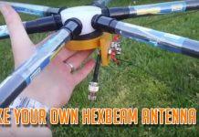 Hexbeam Antenna