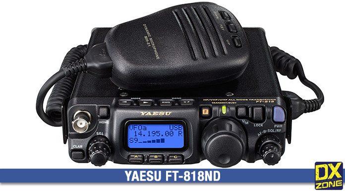 Yaesu-FT-818ND