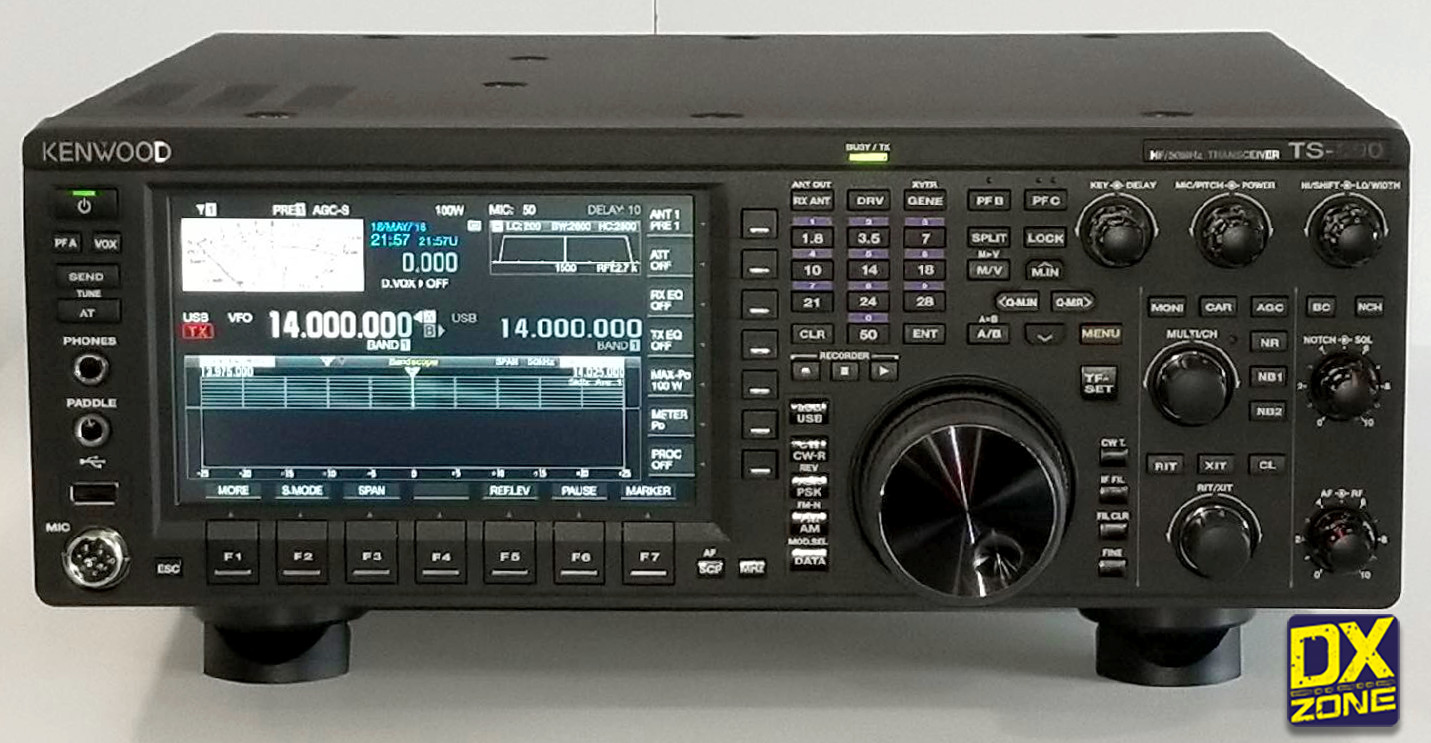 Kenwood TS-890S HF 50MHz 70MHz Transceiver - New Product