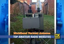 Top amateur radio wbsites issue 1805