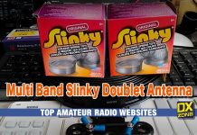 Slinky Antenna