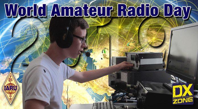 World Amateur Radio Day 2019