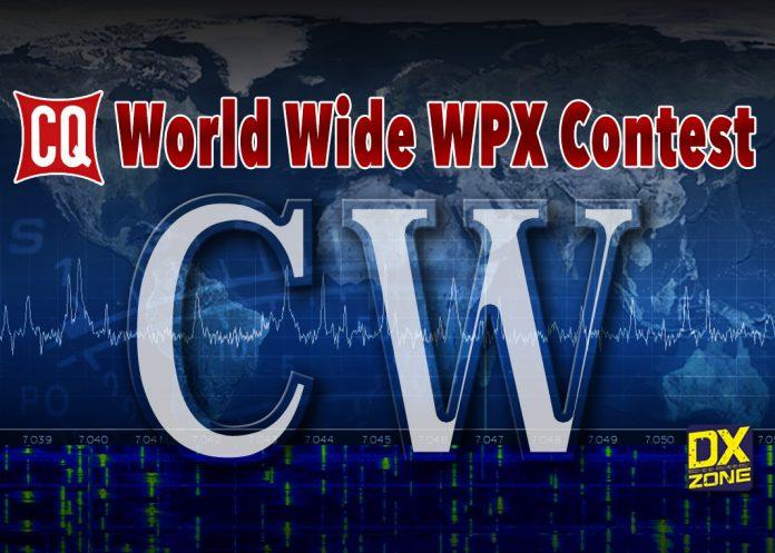 CQ WPX CW