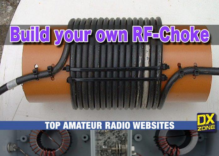 Build your RF Choke