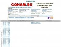 CQHAM.ru manuals