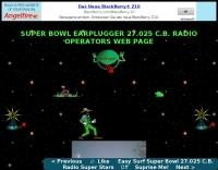 Super bowl earplugger