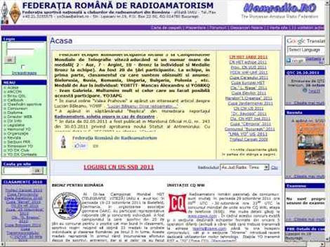 FRR - Romanian Amateur Radio Federation