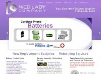 NiCad Lady - Radio Battery