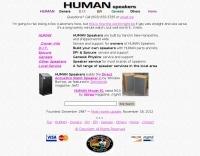 Human Speakers