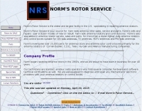 Norm's Rotor Service