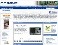 Welcome to C. Crane Company