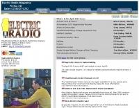 Electric Radio Magazine