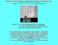 MAGLoop Antenna