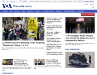 VOA News - Voice of America Homepage