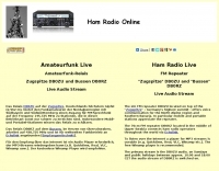 Ham Radio Online - Audio Stream Live