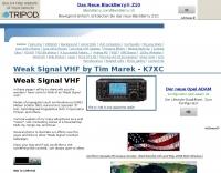 Weak Signal VHF by Tim Marek - K7XC