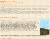 An easy loop for VLF