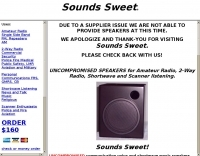 Sounds Sweet Communications Speakers