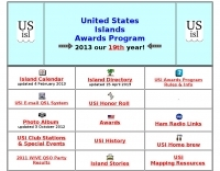US Islands
