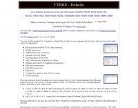 FTB60 radio control