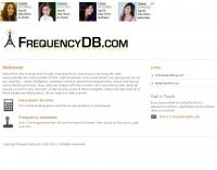 FrequencyDB.com - Irish frequencies db