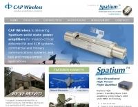 CAP Wireless  Amplifiers