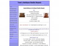 Tom's Antique Radio Repair