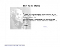 How Radio Works