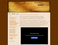 K6RF Streaming Video