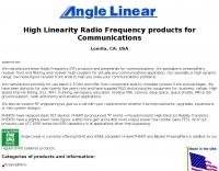 Angle linear