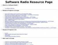 The Software Radio