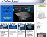 FlexRadio Systems - Software Defined Radios