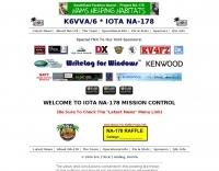 K6VVA/6 * IOTA NA-178