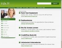 Le site IR pour les Francophones