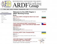The IARU R1 working group