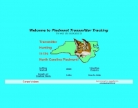 Piedmont transmitter tracking