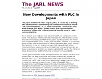 New Developments with PLC in Japan