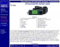 ICOM IC-706 mark IIG
