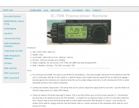 Icom IC-706 Transceiver Review